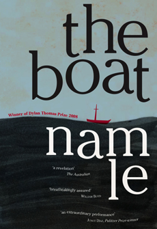 The Boat (Australian cover) (Penguin / Hamish Hamilton)